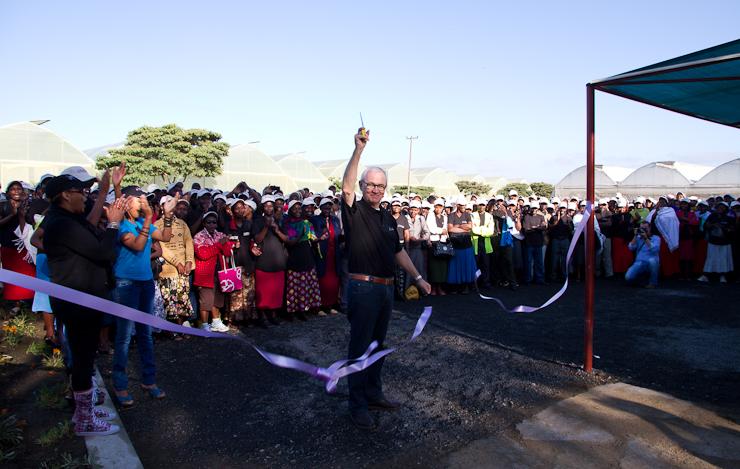 Living east africa opening nieuwe florensis hamer day 2012 - De naad bouwen ...